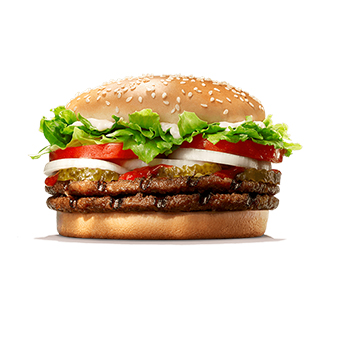 Burger King Double WHOPPER®