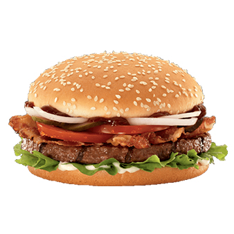 Burgerme BBQ Bacon Burger