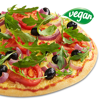 Pizza Vasilios vegan